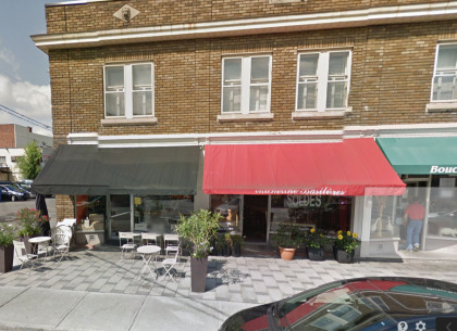 Photo Google StreetView Crime et Gourmandise 38, rue Green, Saint-Lambert 450-812-9281