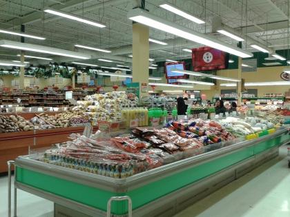 Photo: Oscar Chica - Au supermarché Kim Phat à Brossard, on peut trouver des délices de la Chine, de la Thaïlande, du Viêt Nam, des Philippines, du Japon, de la Corée, du Mexique et de plusieurs autres pays.