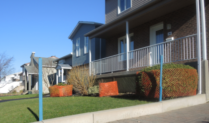 Photo: Dominique Trottier - Au total, c'est une moyenne de 125$ supplémentaires que chaque propriétaire de maison unifamiliale devra payer en taxes municipales.