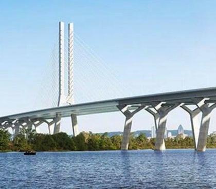 Le Groupe Canam décroche un important contrat pour la structure d'acier du nouveau pont Champlain