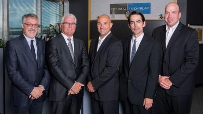 Bérard-Tremblay et Associés accueillent un nouveau membre dans l'équipe.