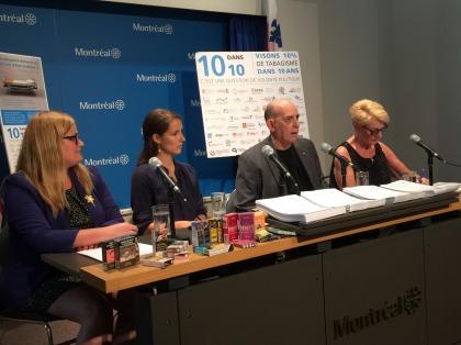 173 municipalités du Québec demandent une révision de la Loi sur le tabac.