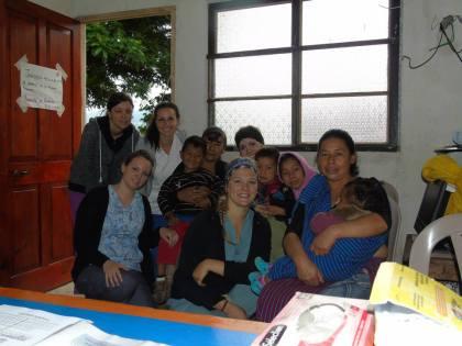 Des infirmières de la Rive-Sud reviennent d'une mission au Guatemala.