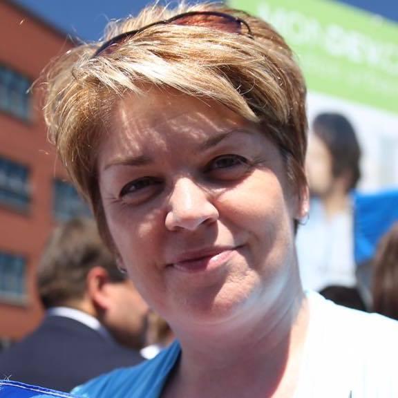 La députée libérale Sherry Romanado .