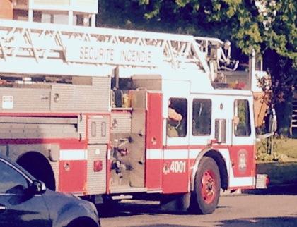 Les pompiers du SSIAL rappellent l'importance d'adopter des comportements sécuritaires.