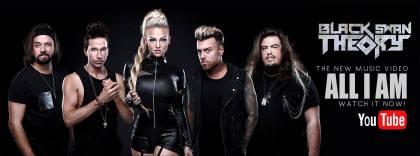 Le groupe rock independant de la Rive-Sud, Black Swan Theory.