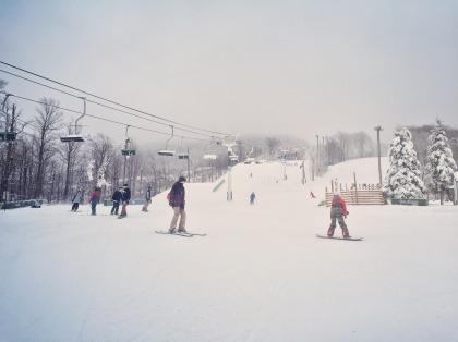 Ski-Saint-Bruno informe que la station est officiellement ouverte.