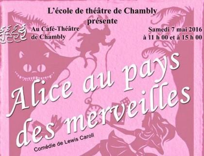 Le Café-Théâtre de Chambly présente le Festival Jeune Théâtre.