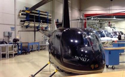 Journée bien spéciale d'information à l'École nationale d'aérotechnique.