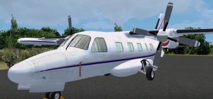 Avion MU-2B
