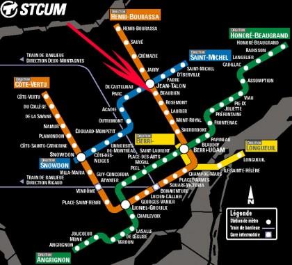 Les députés péquistes de Longueuil veulent que soit prolongée la ligne jaune du métro.
