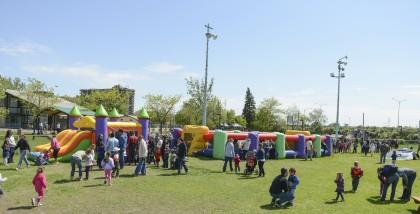 Le samedi 14 mai, c'est la fête familiale à Saint-Lambert.