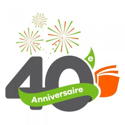 Une multitude d'activités ont lieu en fin de semaine pour les 40 ans de la bibliothèque de Brossard Georgette-Lepage.