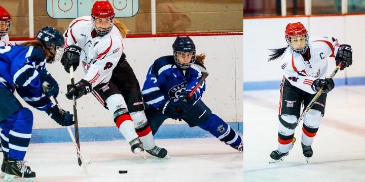 Deux hockeyeuses de Boucherville joindront les rangs des Gee-Gees.