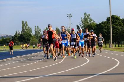 Saint-Lambert ferme totalement des rues pour le Duathlon/Triathlon, le 16 juillet.