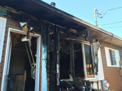 Une vingtaine de feux ont été déclenchés cette année par du paillis à Sainte-Julie.