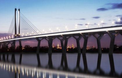 Les audiences du BAPE débutent pour un SLR sur le nouveau pont Champlain.