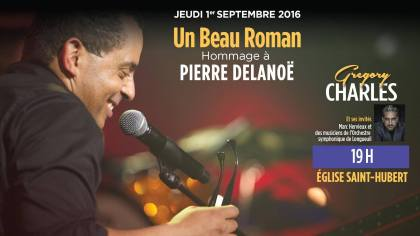 Concert hommage à Pierre Delanoë.