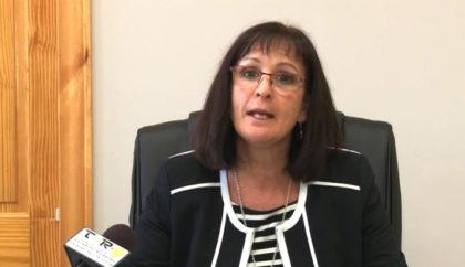 La mairesse de Beloeil, Diane Lavoie.