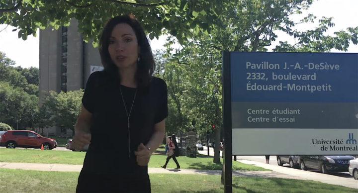 Martine Ouellet estime que la gratuité scolaire sera profitable pour les citoyens du Québec.