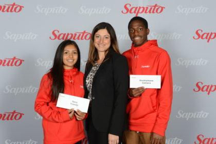 Deux jeunes athlètes de l'agglomération de Longueuil sont récipiendaires de bourses Saputo.