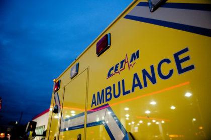 Les ambulanciers arboreront de nouveaux uniformes en juin 2017.