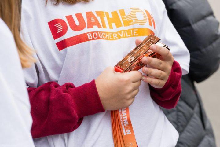Le Duathlon 2016 de Boucherville est en nomination pour un prix provincial.