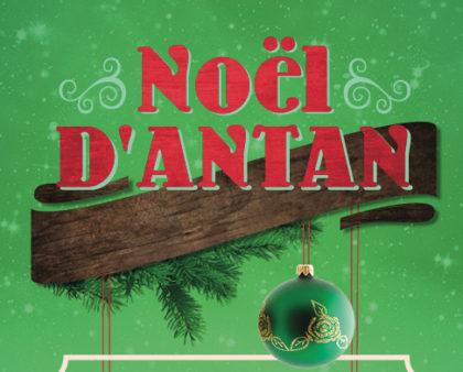 Le 11 décembre ce sera le 10e anniversaire du Noël d'antan dans le Vieux-Boucherville.