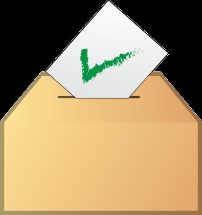 Jour de vote par anticipation.