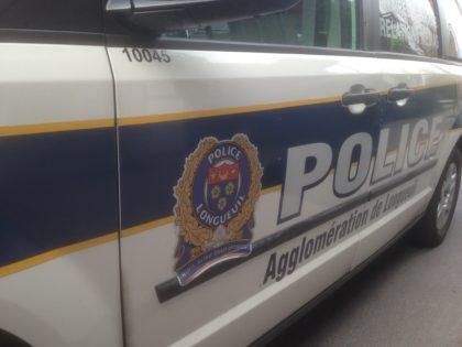 Intervention policière à l'école Mgr Parent de Longueuil.